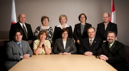 Administrators of the CCCM